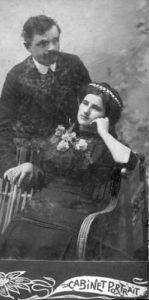 Baba po majci Mileva (rođ. Lazarević) i deda Jovan Jovanović
