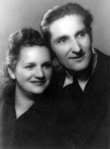 Roditelji Zlata i Milan Trebješanin
