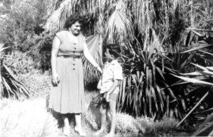 U Dubrovniku sa majkom