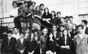 Odeljenje IV-4 Prve beogradske gimnazije