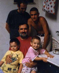 Žarko Trebješanin i sinovi