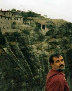 U Grčkoj, na Meteorima